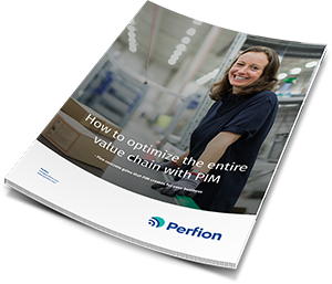 How to optimize the entire value chain with PIM