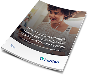 [GUIDE] How to publish catalogs, datasheets and price lists in a flash with a PIM system
