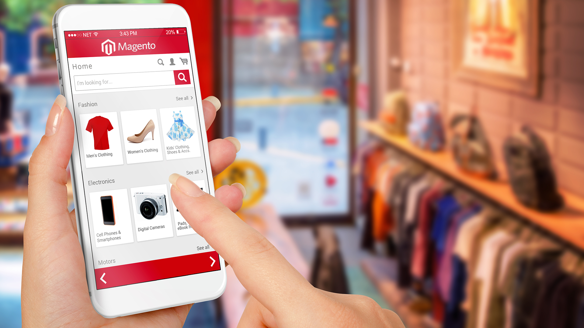 Perfion PIM and Magento Commerce - The best of two worlds