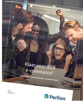 Klaar voor B2B e-commerce?