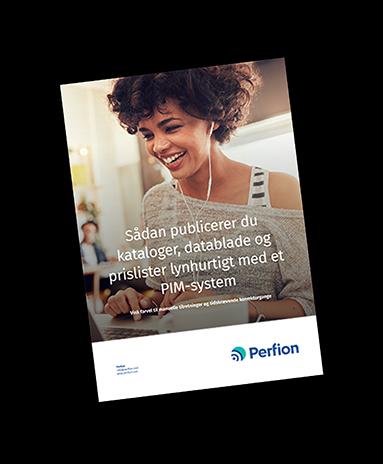 GUIDE: Sådan publicerer du kataloger, datablade og prislister lynhurtigt med et PIM-system